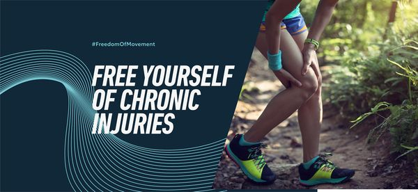 FREE YOURSELF OF CHRONIC INJURIES
